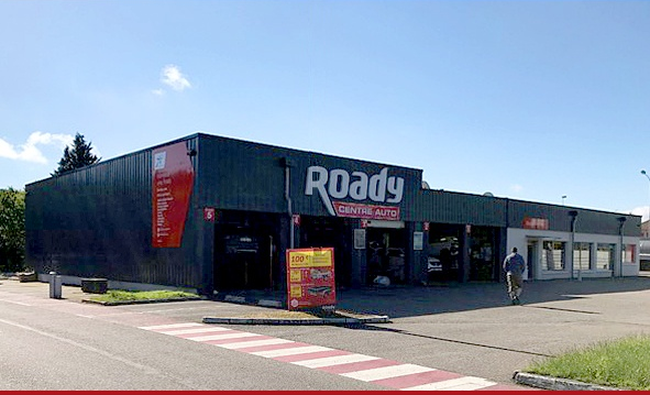 Photo Centre Auto Roady Louviers